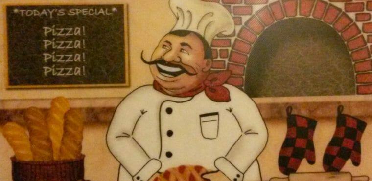Italienska Pizzasorter